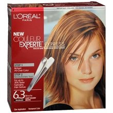 L'Oreal Couleur Experte Express Two-in-One Multi-Tonal Permanent Hair Color System Brioche (Light Golden Brown - Warmer) 1.0 ea. (Quantity of 3) by Groceries To Your Door