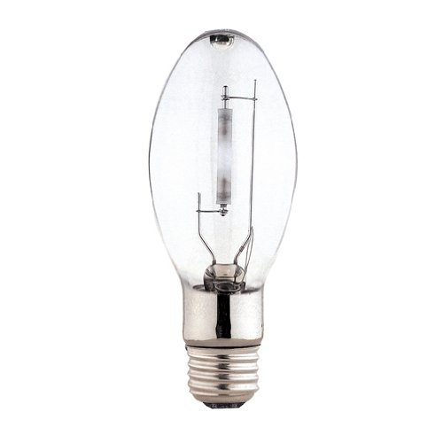 (Pack of 24) 100W ED23.5 H.P.SODIUM CLEAR E39 LIGHT BULBS by Bulbrite