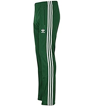 green and white adidas tracksuit