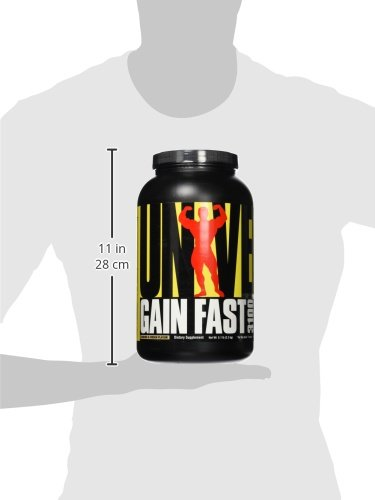 Universal Nutrition Gain Fast 3100, Cookies and Cream, 5.1-Pounds by Universal Nutrition (Image #11)
