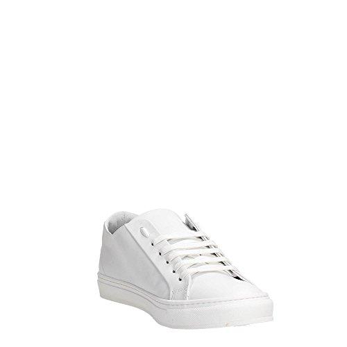 Antony Morato Mmfw00738-le300001, Zapatillas de Estar por Casa para Hombre White