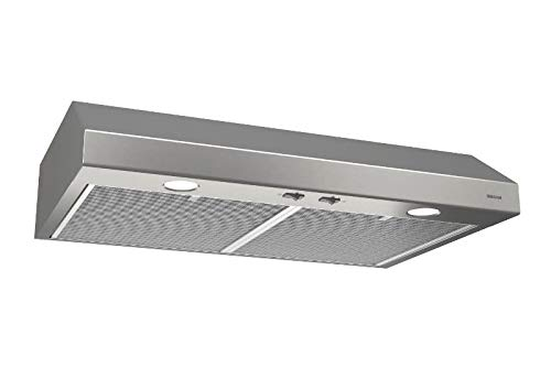 Blower Accessories Hood Vent (Broan BCSD136SS Glacier Stainless Steel Range Hood, 36-Inch)