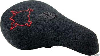 FBM Heart Pivotal Seat Black/Red (Fbm Saddle)
