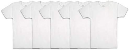 ボーイズコットン白Tシャツ
