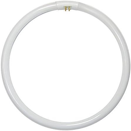 2GX13 base 800 Series 3500-Kelvin 12-Inch Diameter FC12T5//835 Bulbrite FC12T5 835 40-Watt Circline Fluorescent T5 Bulb