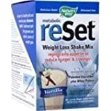 Nature'S Way, Metabolic Reset Vanilla Shake, 10 Pkt