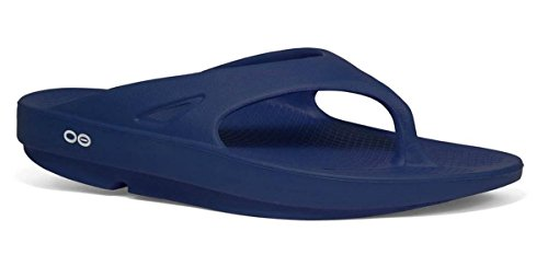 OOFOS OOriginal Unisex Thong Sandals (Bonus Rubber Foot Massager)