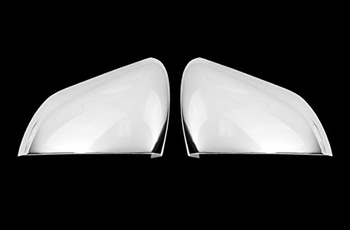 Classic Ford Mustang Parts (2015-2017 Ford Mustang Chrome Top Half Mirror Cover (Not For Turning Light & Rear Sensor Style))