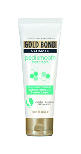 (Gold Bond Ultimate Pedi Smooth Foot Cream, 3.5)