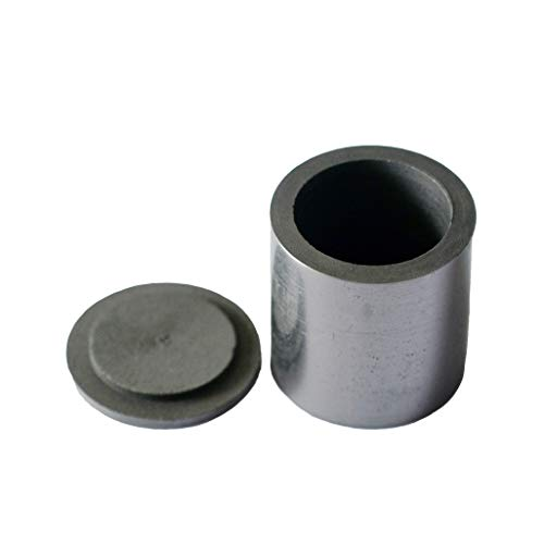 Lab Graphite Crucible with Cover Lab Supply 20MM X 20MM ()
