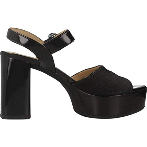 Negro Beige Mujer Geox Y Para Modelo D Sandalias Geox Galene c9999 Chanclas Mujer Color Marca Beige wX6xcfqC