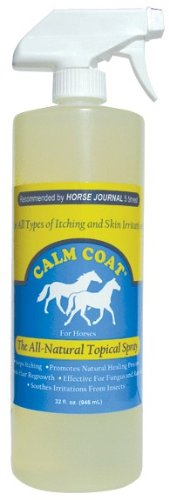 Calm Coat All-Natural Topical Spray 32 oz. by Manna Pro