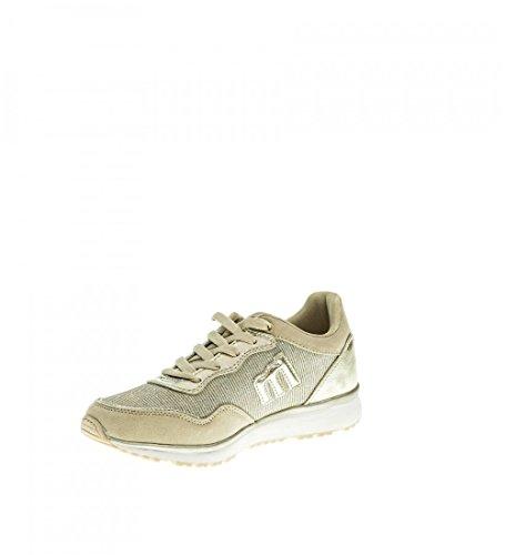 Chaussures de Anne MTNG Femme Beige Fitness qwg7p5U