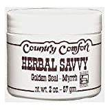 Cheap Country Comfort Myrrh Goldenseal Savvy 1 Oz (Pack of 2)
