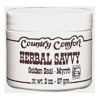 Country Comfort Herbal Savvy Golden Seal-myrrh - 1 Oz, 1 Ounce