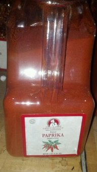 Chef's Quality Fancy Paprika 5 Lb (4 Pack) by Chef's Quality