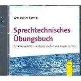 Sprechtechnisches Übungsbuch, CD, neu