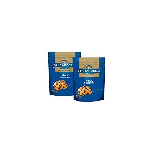 Ghirardelli Milk Chocolate Baking Chips (33 oz.) (Ghirardelli Milk Chocolate)