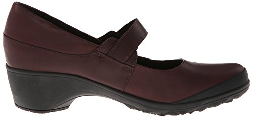 Merrell Veranda Emme Mary-Jane Pump Burgundy