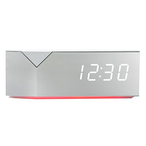 WITTI Beddi Charge Alarm Clock