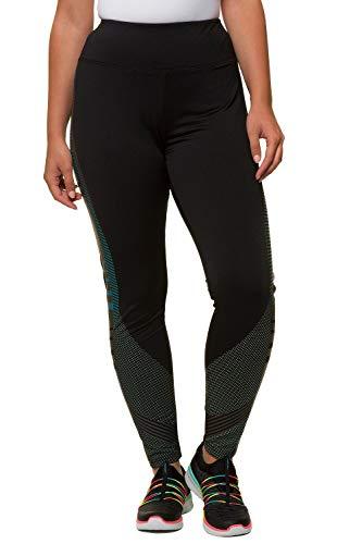 Imprimé Legging Sport De Inspiration Noir Tourterelle Tailles Grandes Popken Yoga Ulla gris Femme 717896 qwxpIZ