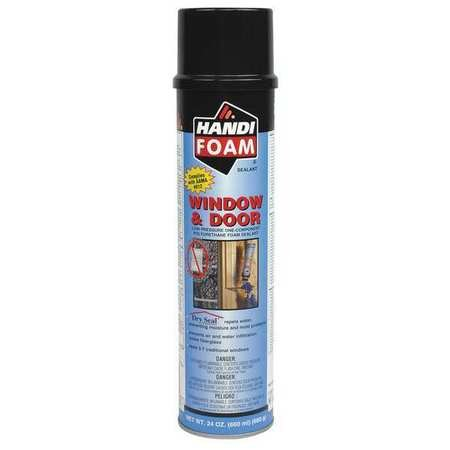 Gun Foam Sealant, Window and Door, 24 oz.
