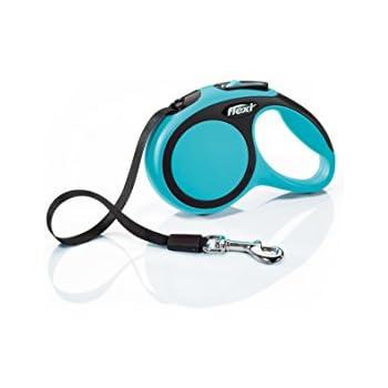Flexi Tape Leash, X-Small, 10-Feet - Blue