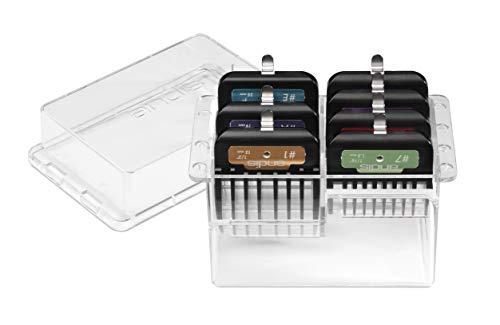 Andis (Pet 7Piece Premium Ag Clip Comb Set, Multi