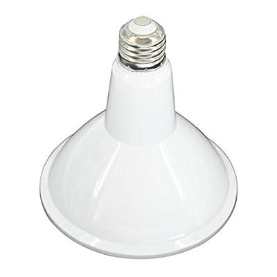 PAR38 LED Flood Light Bulb, IP65 Indoor and Outdoor Use,20W LED Flood Light Bulb (150W Equivalent), 1800lm, 5000K Cool White, 40 Degree Beam Angle, Medium Base(E26), Spotlight