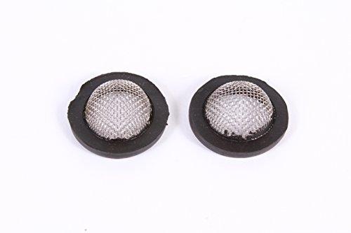 005 Washer - Karcher 2 Pack 9.181-005.0 Pressure Washer Garden Hose Filter Seal 91810050