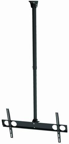 Adjustable Ceiling Tv Mount Bracket 37 40 42 46 47 50 55 60 70 Tilt for Flat Vaulted or Tilted Ceiling