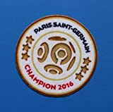 fifa champions patch - Official PSG Champions 2016 Patch 2016/2017 French Football League Paris Saint Germain Soccer Jersey Badge