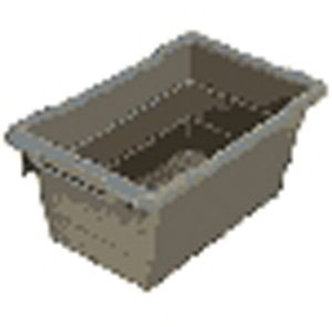 Cross-Stack Akro-Tub: 178220 x 118220 x 88220, 6/Carton