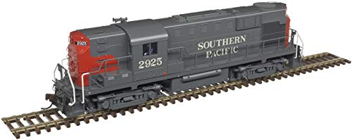 (Atlas HO Scale Alco RS11 (Standard DC) Southern Pacific/SP #2925 (Gray/Red))