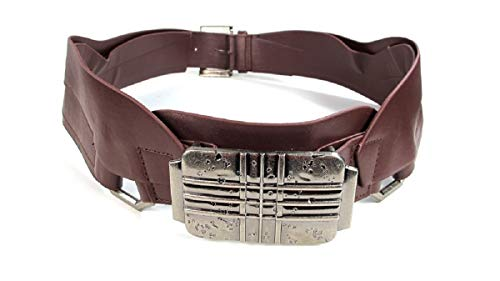 costumebase Star-Lord Belt with Buckle Starlord (XL) Brown]()