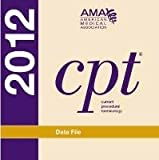 img - for CPT/RVU 2012 Data File: Single User book / textbook / text book