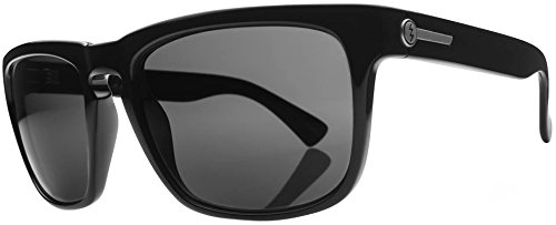 Electric California Unisex Knoxville Sunglasses Gloss Black//Grey