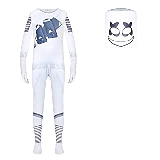 Halloween Cosply Costumes Boys Costumes with Full Head Masks Kids Halloween Costume for Boys