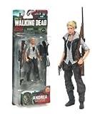 2013 McFarlane The Walking Dead Series 4 Action Figure Andrea - Hot!!!