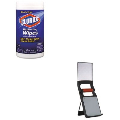 KITCOX01761EAEVEENFFL81E - Value Kit - Energizer Fusion Folding Lantern (EVEENFFL81E) and Clorox Disinfecting Wipes (COX01761EA) (Energizer Folding Lantern)