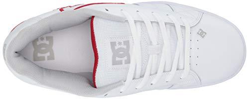 Red Net athletic Uomo Bianco white 46 Dc302361 Eu white 4zfXwnZqq