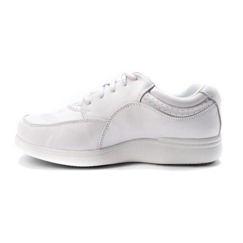 outlet best seller cheap cheap online Hush Puppies Women's Power Walker Sneaker White Leather sale finishline discount codes shopping online sale newest OsAgqAaa8