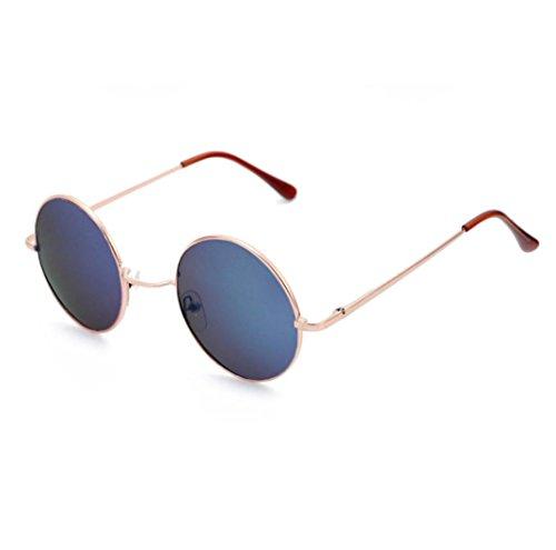 Men Women Fashion Sunglasses, Lotus.flower Hippie Circle Lens Mirrored Flat Lenses Sunglasses Eyewear UV400 Outdoor Sports Glasses - Sunglasses Meaning Uv400