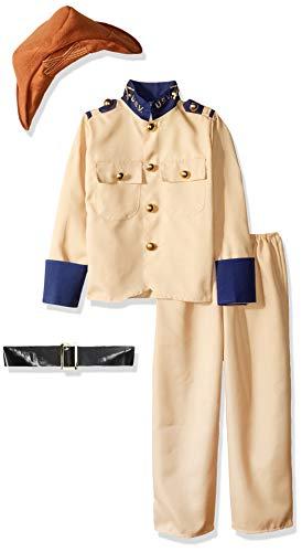 Costume Culture Big Boy's Teddy Roosevelt Child Costume Childrens Costume, tan, Large ()
