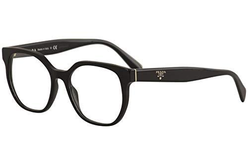 - Prada Women's PR 02UV Eyeglasses 52mm