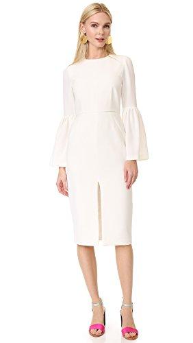 Buy bell sleeve evening dress - 6