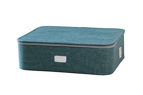 Accessories China - In This Space Teal Mug/Cup Hard-shell Storage Organizer