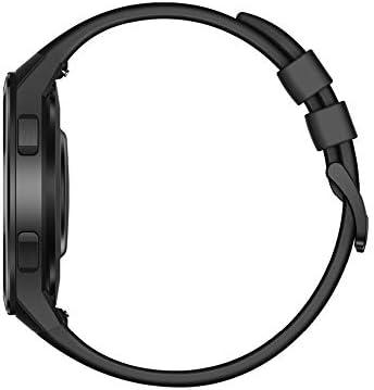 "Huawei Watch GT 2e - Reloj Inteligente ultra-slim, Pantalla de 1.39"" AMOLED, Batería hasta por 2 semanas, Bluetooth, Negro 10"