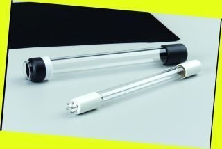 Pondmaster 12984 35/40 Watt Ultraviolet Lighting Replacement Sleeve (Sleeve Quartz Replacement Pondmaster)