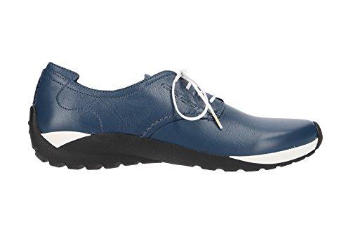 camel active Derby 4 para Cordones de Azul Zapatos 72 Moonlight Mujer Fjord 6UwdqFU